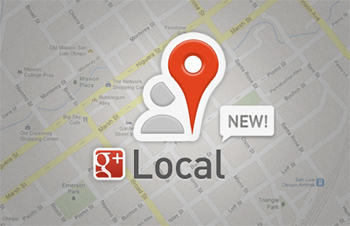 google-local G+ and Local logos are copyrights of Google Inc.